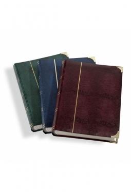 LUXUS DL-Einsteckbuch DIN A4,64 weisse..