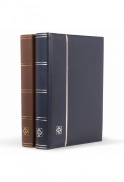 Einsteckbuch echtes Leder DINA A4, 64 ..